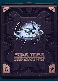 Star Trek Deep Space 9 - Intégrale Saison 6 - Coffret 7 DVD