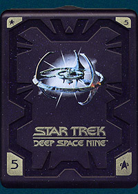 Star Trek Deep Space 9 - Intégrale Saison 5 - Coffret 6 DVD