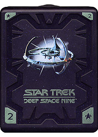 Star Trek Deep Space 9 - Intégrale Saison 2 - Coffret 6 DVD