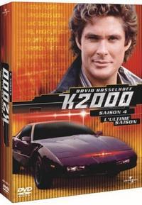 K2000 - Intégrale Saison 4 - 6DVD