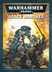 Warhammer 40000 V5 : Codex Space Marines