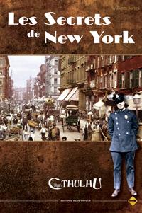 L'appel de Cthulhu 6ème édition : Les secrets de New York