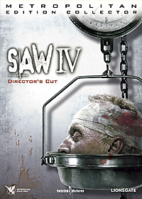 Saw 4 : Director's Cut - Edition Collector Saw IV