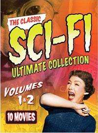 Le peuple de l'enfer : The Classic Sci-Fi Ultimate Collection 1 & 2