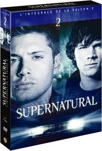 Supernatural : Superatural Saison 2 - Coffret 6 DVD