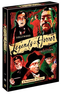 Le masque d'or : Hollywood's Legends Of Horror Collection