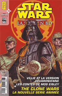 Star Wars BD Magazine : Star Wars - La Saga en BD 15