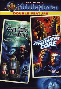 Centre Terre: Septième continent : War Gods Of The Deep / At The Earth's Core