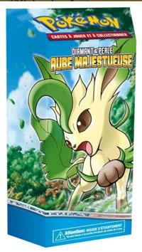 Pokemon JCC : Ex Diamant & Perle: Aube Majestueuse