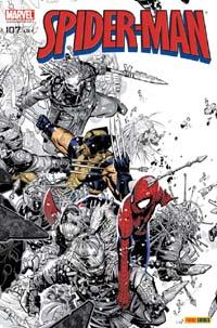 Spider-Man mensuel : Spider-Man V.II - 107