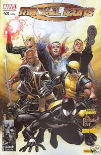 Marvel Icons - 43