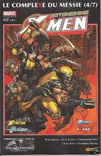 Astonishing X-Men 42