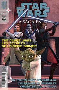 Star Wars BD Magazine : Star Wars - La Saga en BD 16