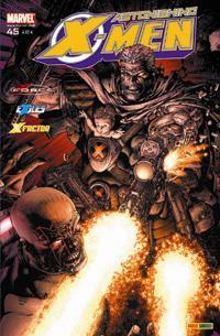 Astonishing X-Men 45