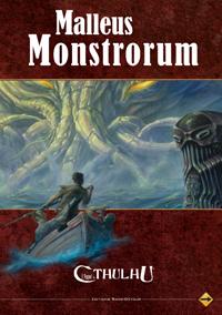 L'appel de Cthulhu 6ème édition : Malleus Monstrorum