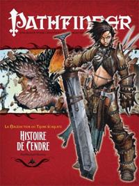 Pathfinder : La malédiction du trône écarlate 04 : Histoire de cendre