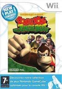 Nouvelle façon de jouer ! Donkey Kong Jungle Beat - WII