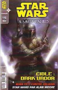 Star Wars BD Magazine : Star Wars - La Saga en BD 17
