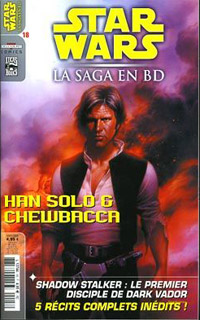 Star Wars BD Magazine : Star Wars - La Saga en BD 18