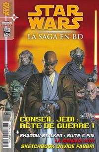 Star Wars BD Magazine : Star Wars - La Saga en BD 19
