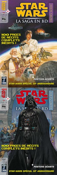 Star Wars BD Magazine Hors Série : Star Wars BD Magazine HS 1