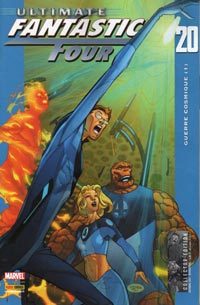 Ultimate Les 4 fantastiques : ULTIMATE FANTASTIC FOUR 20