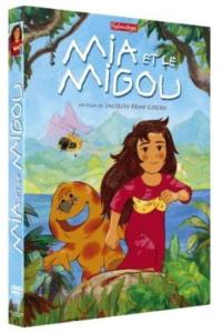 Mia et le Migou - DVD