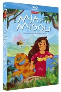 Mia et le Migou - BD