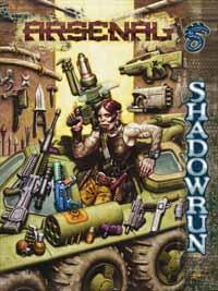 Shadowrun 4ème édition : Arsenal
