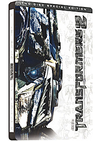 Transformers : La revanche : Transformers 2 : La Revanche - Edition Collector