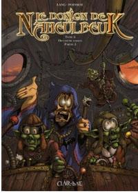 Le Donjon de Naheulbeuk, deuxième saison, partie 3 : Le Donjon de Naheulbeuk, Tome 5 : Deuxième saison : Partie 3