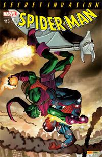 Spider-Man mensuel : Spider-Man V.II - 115