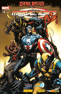 Marvel Icons 54