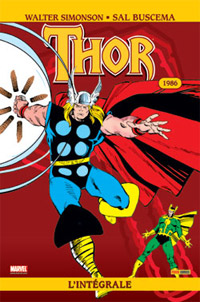 Thor l'Intégrale : 1986