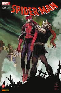 Spider-Man mensuel : Spider-Man V.II - 120