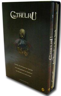 L'appel de Cthulhu 6ème édition : Coffret règles