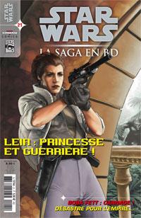Star Wars BD Magazine : Star Wars - La Saga en BD 21