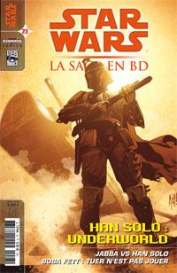 Star Wars BD Magazine : Star Wars - La Saga en BD 23