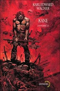 Kane: Le chateau d'Outrenuit : Kane l'intégrale  2/3
