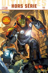 Ultimates Hors Série : Ultimates HS 11 : Iron-Man - La guerre des machines