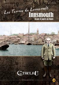 L'appel de Cthulhu 6ème édition : Les terres de Lovecraft : Innsmouth