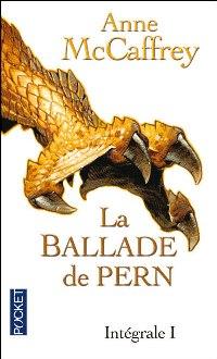 L'aube des dragons : La Ballade de Pern - Intégrale T1