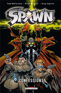 Spawn Volumes 8. Confessions