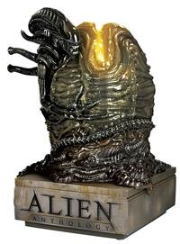 Alien : la version inédite : Coffret Alien - Anthologie - Edition Limitée Blu-Ray - Boîtier Oeuf