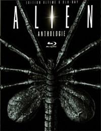 Alien : la version inédite : Coffret Alien - Anthologie - Blu-Ray