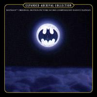 BATMAN 1989 - 2 CD : BATMAN 1989 : LIMITED EDITION 2CD