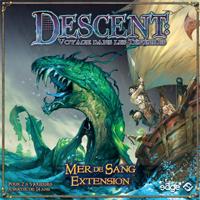 Descent : Voyage dans les Ténèbres 1ère édition : Mer de sang
