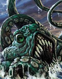 Descent : Voyage dans les Ténèbres 1ère édition : Kraken