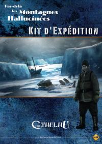 L'appel de Cthulhu 6ème édition : Par delà les montagnes hallucinées : kit d'expédition