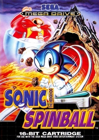 Sonic Spinball - Console Virtuelle